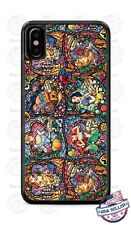 Animated Characters Princesses Phone Case Cover For iPhone Samsung Google etc