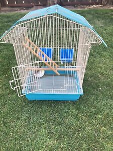 Vision Bird Wired Cage Model S01 Small Pet Supplies
