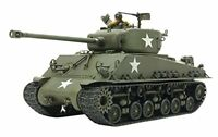 TAMIYA 1/35 U.S. M4A3E8 Sherman Easy Eight European Theater Model Kit NEW