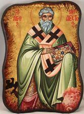 Greek Orthodox Icon of St. Modestus of Jerusalem