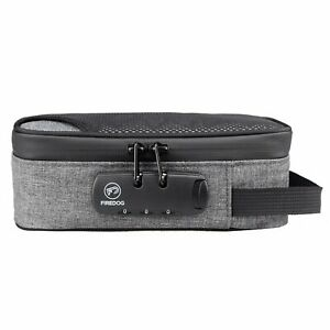 Smell Proof Odor Proof Case w/ Combo Lock Stash Bag