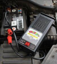 Heavy Duty Car Diagnostic Tool Mental Digital Car Battery Tester Faulty Detector