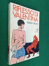 Guido CREPAX - RIFLESSO DI VALENTINA , Oscar Fumetti (1° Ed 1979)