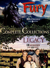 Fury/Legacy: Complete Collections (DVD, 2014, 4-Disc Set)