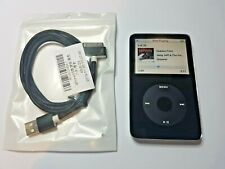 Apple iPod Classic 5th 30GB MA444LL/A A1136 Black Refurbished New Components