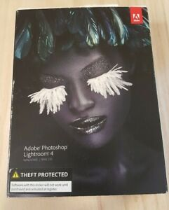 Adobe Photoshop Lightroom 4 - Win/Mac