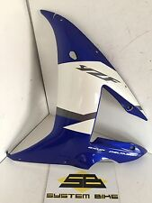 FIANCO CARENA SINISTRA YAMAHA R1 2002-2003 /  FAIRING SIDE LEFT  R1 02-03