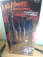 NECA Freddy Krueger Glove Prop Replica A Nightmare On Elm Street Part 3 BNIB