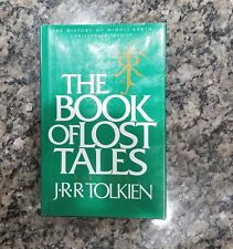 History of Middle-Earth: The Book of Lost Tales Pt. 1 Tolkien 1st Am Printing
