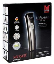 New Moser 1584 LI + PRO MINI Professional Hair Trimmer 110-240V