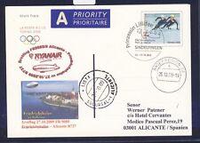 44469) Irland Ryanair FF Frdhfn - Alicante 27.10.09 Zeppelin NT Schweiz PZD GA