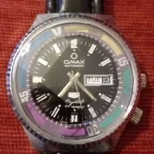 OMAX AUTOMATIC SWISS DIVER Men's WATCH