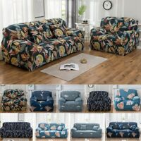 1/2/3 Seat Universal Elastic Stretch Sofa Protector Soft Slipcover Couch Cover