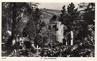 Postcard - St. Just-in-Roseland - View of Church