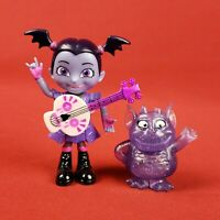 Disney Junior Vampirina Guitar and Gregoria Ghoul Figures