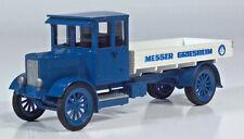 "Conrad 1032 MAN KVB4 5.25"" Diecast 1:50 Scale Model Messer Griesheim Truck"