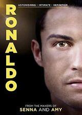 Ronaldo DVD 2015  Region 1 Free Shipping