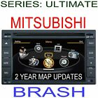 MITSUBISHI PAJERO NS NT VR-X EXCEED PLAT INDASH GPS DVD NAVI ANDROID AM/FM