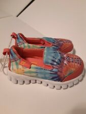 Toddler Girl's S Sport Designed by Skechers™ Slip on Tie Dye Sneakers- Size 5