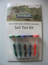 Andersons Easy to Use Soil Test Kit, 10x PH Testing Capsules TM015