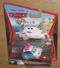 New Disney Cars Suki Mattel diecast 1:55