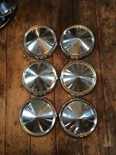 57 - 60 Plymouth Belvedere Savoy Dog Dish Hubcaps