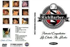 The Rich Barber DVD Rich In Skills and Knowledge Tutorial Comp. (2 Disc Combo)