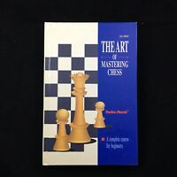 The Art of Mastering Chess A Conplete Course Radio Shack Book