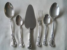 Birks Sterling Chantilly 2 serving spoons & other Pieces