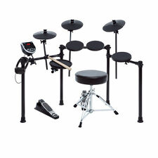 Alesis Burst Electronic Drum Set With Dm6 Module Throne Sticks Headphones