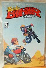 Mirage Studies Blade Biker & Orson  Comic  No. 1 1986