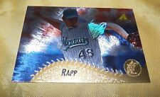 1995 Pinnacle Museum Collection Pat Rapp Card #198