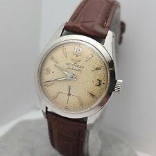 Vintage Wittnauer by longines 11AFG Men's Automatic watch Felsa 695 17J 1940s