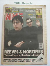 NEW MUSICAL EXPRESS NME - December 7 1991 - REEVES & MORTIMER / HIP-HOP