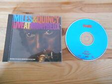 CD Jazz Miles Davis - Live At Montreux (16 Song) WARNER BROS / Quincy Jones