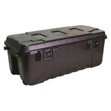 Large Wheeled Weatherproof Portable Storage Trunk Footlocker Travel Tote Box NEW