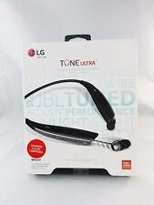 LG Tone Ultra HBS-820-V1 Bluetooth Wireless Stereo Headset Black