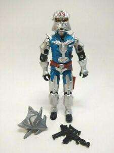 GI Joe Cobra Commander v3 Action Figure w/ Battle Armor, Pistol, Backpack 1987