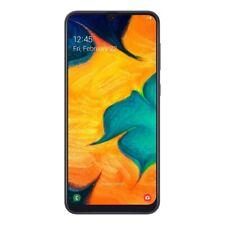 Telstra Samsung Galaxy A30 (4GX, Blue Tick,  32GB/3GB) - Black [AU STOCK]