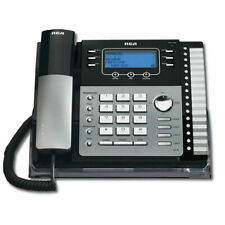 RCA ViSys 25424RE1 4-Line Expandable System Speakerphone Call Waiting/Caller ID™