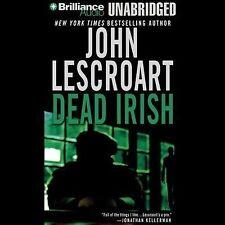 John LESCROART / DEAD IRISH     [ Audiobook ]