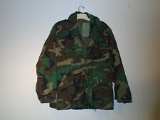 USGI MILITARY M-65 FIELD JACKET COLD WEATHER COAT MEDIUM REGULAR 1985 D-3