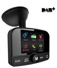 FirstE Car DAB Radio Tuner Adaptor, Portable Auto Digital Radio Audio Adapter Bl