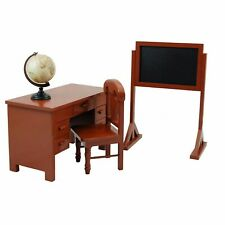 "FACTORY 2ND! 18"" Doll Furniture SCHOOL TEACHER DESK Fits American Girl"