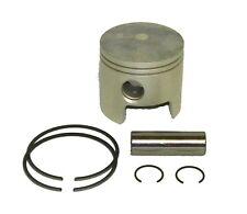 "WSM Yamaha 20 / 25 Hp 2.638"" Bore Piston Kit 100-250k OE 6L2-11631-00-97 NO STD"