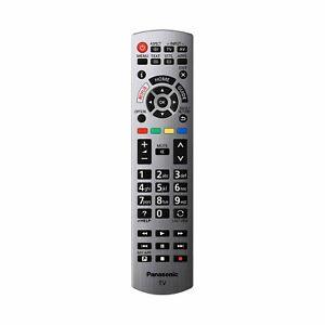 Genuine Panasonic N2QAYB001115 TV Remote TX-40EX610E TX-50EXW734 TX-75EXW784...