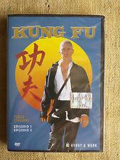 Kung Fu terza stagione episodio 1/2  NUOVO SIGILLATO Hobby & Work
