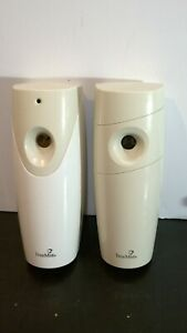 X2 TimeMist Air Freshener Dispenser Automatic Timer , white