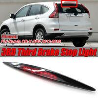 Smoked LED 3RD Stop Brake Light Lamp For Honda CR-V CRV 2012 2013 2014 2015