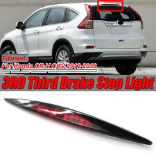 Smoked LED 3RD Stop Brake Light Lamp For Honda CR-V CRV 2012 2013 2014 2015  HL